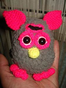 78 Best Images About Crochet Furby On Pinterest