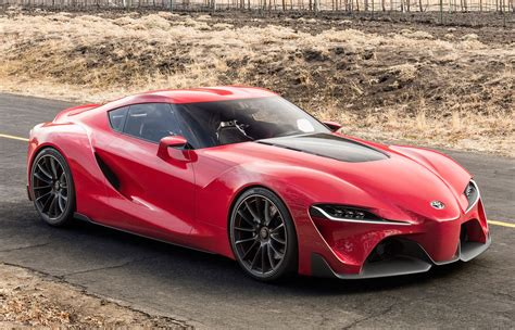Toyota Ft 1 Concept The New Supra