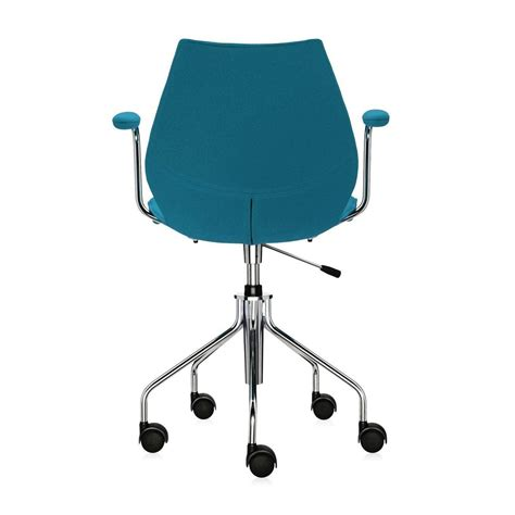 chaise de bureau office depot office chair with armrests kartell