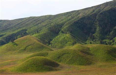 bukit teletubbies bromo sunrise dibalik bukit  imut