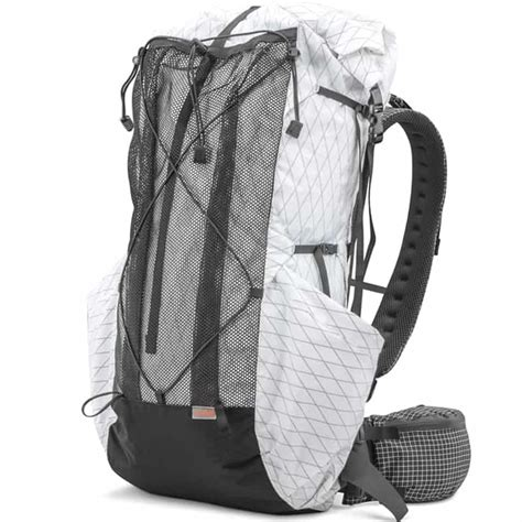 Ultra Light Backpacking by 3f Ul Dyneema Ultralight Backpack 35l 45l Frameless Thruhike