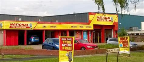 National Tyres And Autocare Byfleet