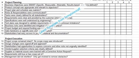 lessons learned template excel lessons learned template in microsoft excel