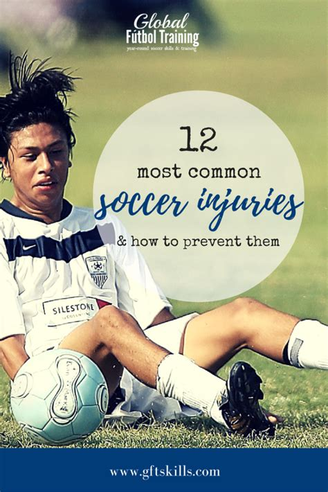 common soccer injuries   treat  global