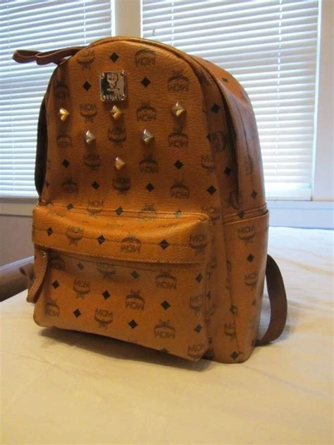 mcm backpack  tumblr