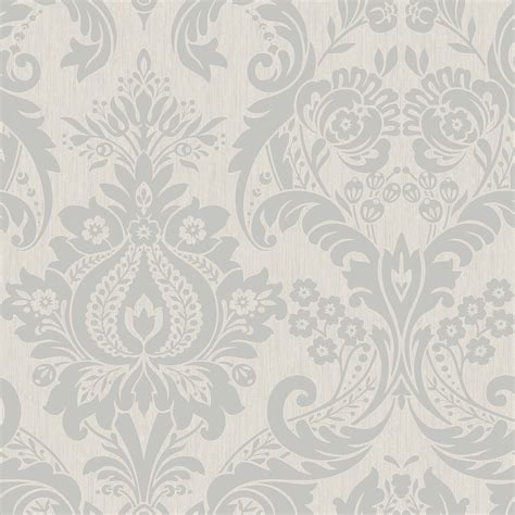 Wallpaper Gold And Silver by Silver And Gold Damask Wallpaper Gallery
