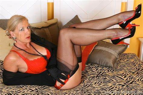 Our Website Tease No Introduction Leggy Pigtails Milfs Girlfriends Astrid In Lovely Pantyhose Yearn