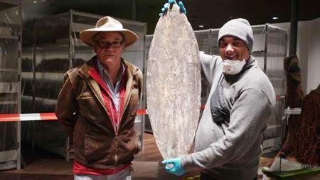 benda pusaka aborigin australia ditemukan  jerman