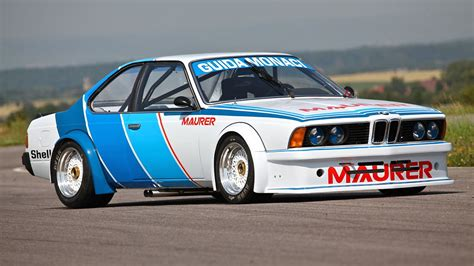 Bmw 635csi Group 2 Race Car Up For Grabs For €175,000
