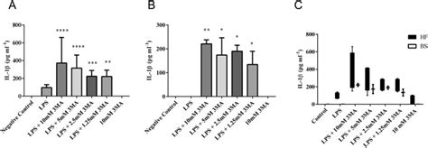 figure 2 autophagy inhibition increases autophagy inhibition increases lps induced il 1β secretion from both scientific