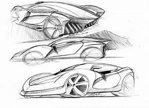 Corvette Drawing At Getdrawings
