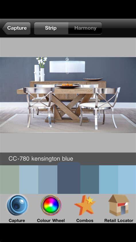 wall color app wall colour cc 780 kensington blue the benjamin