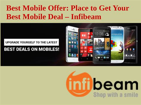 Best Mobile Offers Best Mobile Offer Place To Get Your Best Mobile Deal