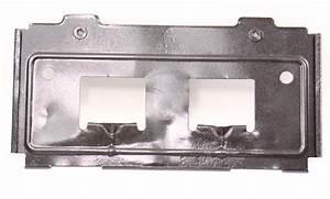 Front License Plate Holder Bracket 75