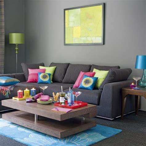 Schwarzes Sofa Welche Wandfarbe by Einrichten Mit Farben Graue Farbe Mehr Als Melancholie
