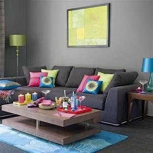 Graue Couch Wohnzimmer : einrichten mit farben graue farbe mehr als melancholie ~ Michelbontemps.com Haus und Dekorationen