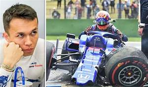 Alex Albon crash: F1 rookie reveals who is to blame for ...