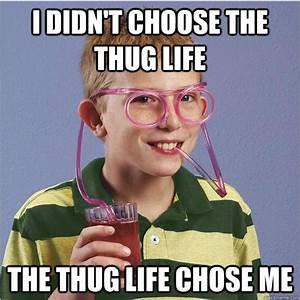 thug life meme - Google Search   Excellent Memes ...
