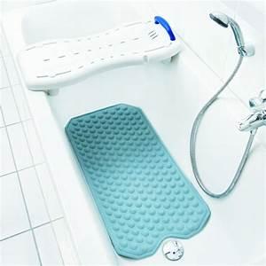 Tapis Antidérapant Salle De Bain : tapis de bain pour senior ~ Farleysfitness.com Idées de Décoration