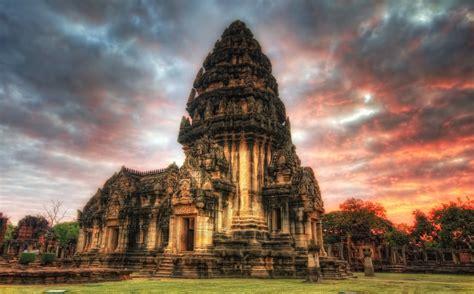 Angkorian Temple near Korat, Phimai, Thailand | Phimai ...