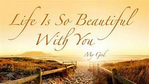 Kuya Bryan - LIFE IS SO BEAUTIFUL WITH YOU (feat. Kweeny ...