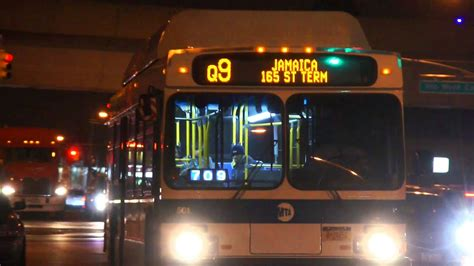 mta  york city bus mta bus liberty ave remington