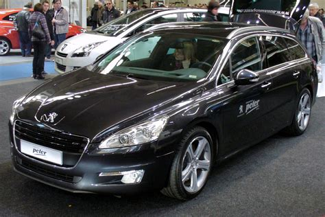 2018 Peugeot 508 Sw Pictures Information And Specs