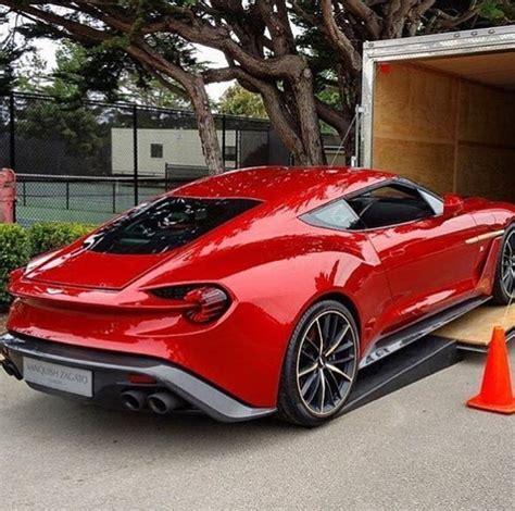 Aston Martin V12 Zagato | Aston martin, Aston martin v12 ...