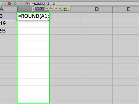 Or Exle by C 243 Mo Redondear En Excel 14 Pasos Con Fotos Wikihow
