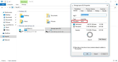 How To Use Resilient File System (refs) On Windows 10