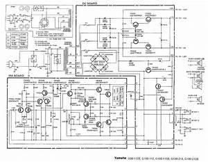 Yamaha G50 G100 112ii Sch Service Manual Download