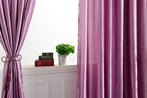 Buy Generic 100x250cm Pure Color Grommet Ring Top Blackout Window Curtain How To Block Out Light With Curtains What Height Should I Put My Shower Curtain Rod Spring Tension Australia Tropical Leaf Pattern Dark Chocolate Brown High Do Beyond The Bamboo