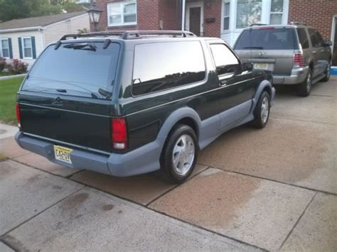 Find Used 1993 Gmc Typhoon All Wheel Drive Turbo Charged 4