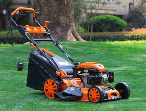 Automatic Garden Grass Lawn Cutting Machine Purchasing