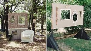 Decor Photobooth Mariage : diy mariage 30 id es pour faire un photobooth original mariage wedding decorations photo ~ Melissatoandfro.com Idées de Décoration