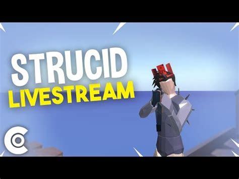 roblox strucid road   roblox livestream youtube