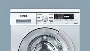 Siemens Waschmaschine Schlüssel : siemens waschmaschinen expertentesten ~ Watch28wear.com Haus und Dekorationen