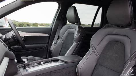 volvo xc  design uk spec interior front seats