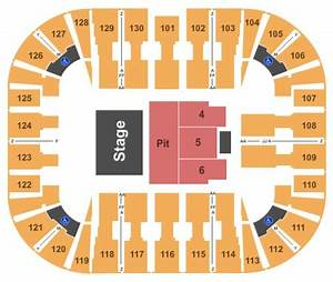 Patriot Center Tickets And Patriot Center Seating Charts