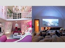 The Coolest Rooms Ever!