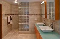 how to build a walk in shower Walk In Tile Shower Without Door   Tile Design Ideas