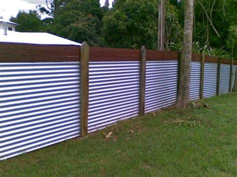 corrugated metal privacy fence nana 39 s workshop