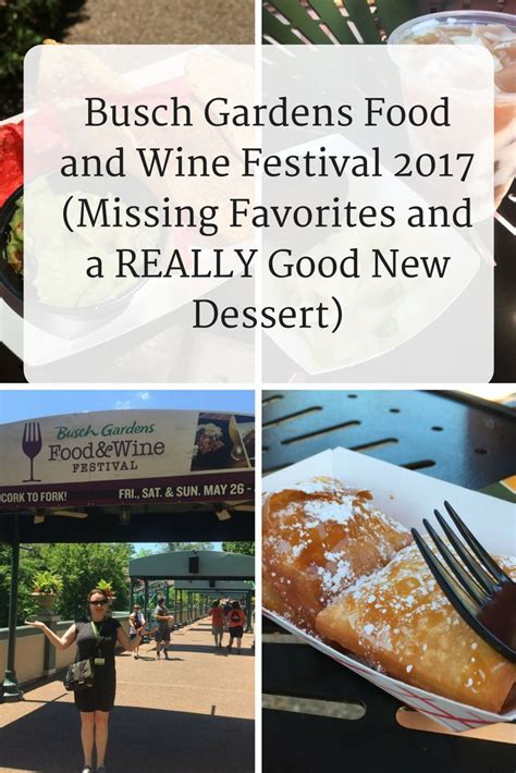 busch gardens food and wine 38 best images about busch gardens williamsburg on