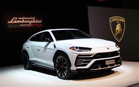 Lamborghini 2019 : 2019 Lamborghini Urus Preview