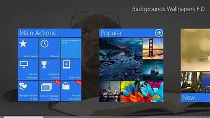 App Windows Wallpapers Backgrounds Categories Softpedia Wizard
