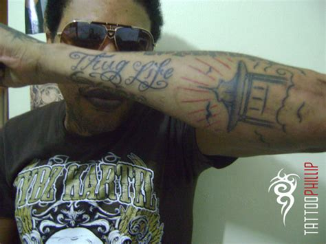 vybz kartel tattoo picture  checkoutmyinkcom