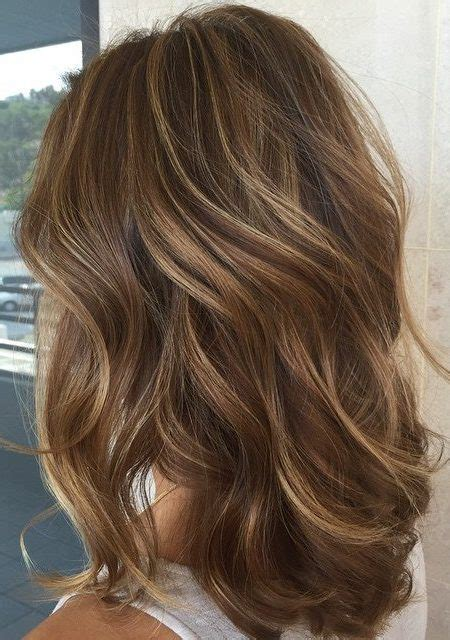 Lowlights and Highlights for Brown Hair for 2017