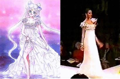 Moon Sailor Pakaian Mangaka Inspirasi Ternyata Membuat