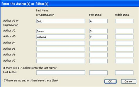 Blank Apa Format Template by Reference Point Software Apa Tutorials