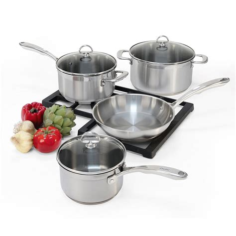 glass cookware stoves sets